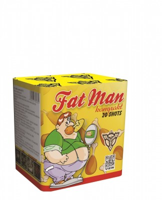 FAT MAN (20 ran/25mm/38s.)